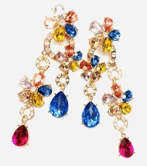 "Asos Luxus Statement Ohrringe ""Colorful Flower"""