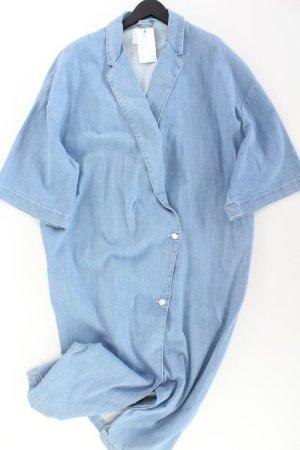 Asos Mantel Größe 46 blau