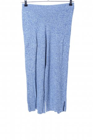 Asos Marlene Trousers blue-white flecked casual look