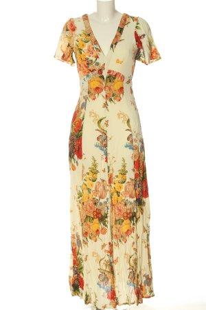 Asos Maxi Dress allover print elegant