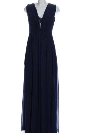 Asos Maxikleid blau Elegant