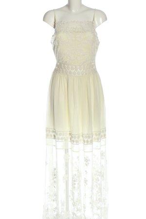 Asos Maxi abito bianco stile casual