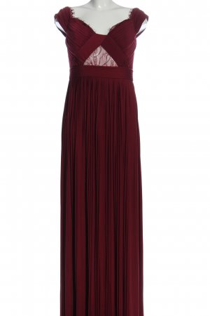Asos Maxi Dress red elegant