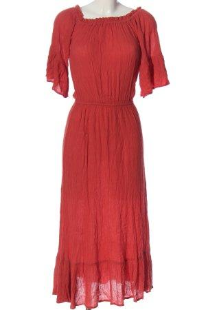 Asos Robe longue rouge style décontracté