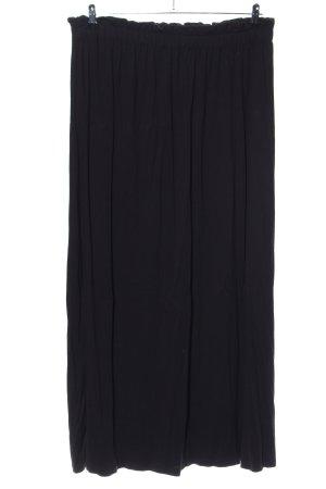 Asos Falda larga negro look casual