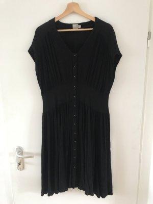 asos midi Kleid schwarz