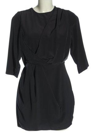Asos Blusenkleid schwarz Elegant