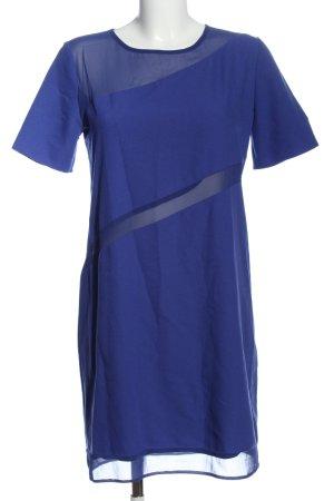 Asos Shortsleeve Dress blue elegant