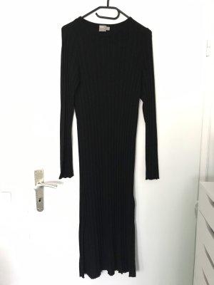 ASOS Midikleid Pulloverkleid Tesettür schwarz neuwertig