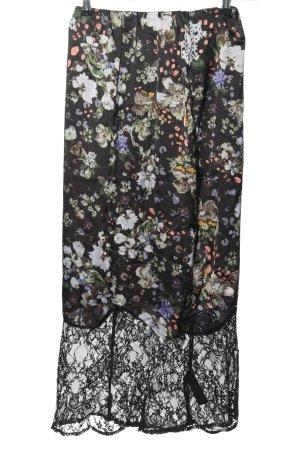Asos Spódnica midi Wzór w kwiaty W stylu casual
