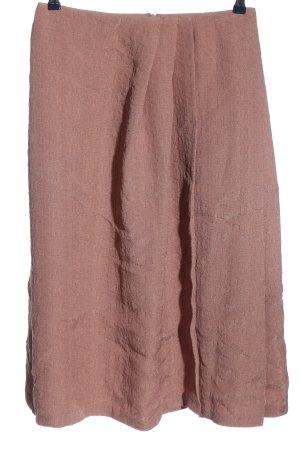 Asos Spódnica midi różowy W stylu casual