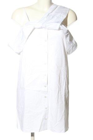 Asos Mini Dress white casual look