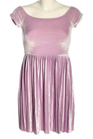 Asos Minikleid pink Elegant