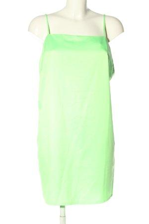 Asos Minikleid grün Party-Look