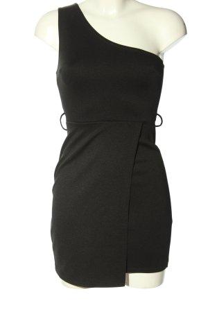 Asos Minikleid schwarz Elegant
