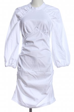 Asos Minikleid weiß Elegant