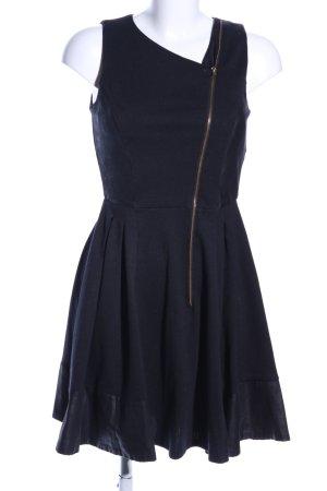 Asos Mini Dress blue casual look