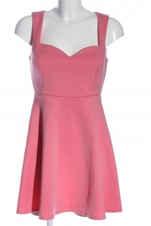 Asos Minikleid pink Casual-Look