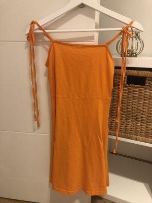 Asos Minikleid orange