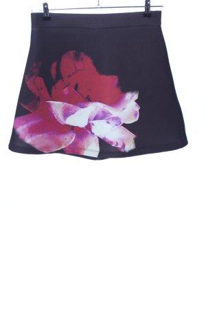 Asos Minirock Blumenmuster Casual-Look