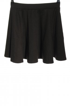 Asos Miniskirt black casual look