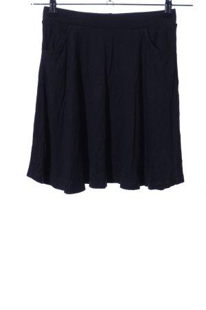 Asos Minirock blau Casual-Look