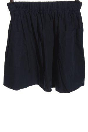 Asos Spódnica mini niebieski W stylu casual