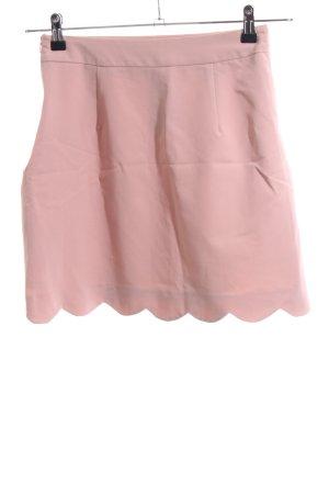 Asos Minirock rosé Casual-Look