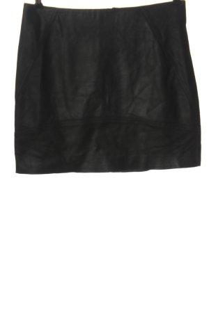 Asos Minirock schwarz Elegant