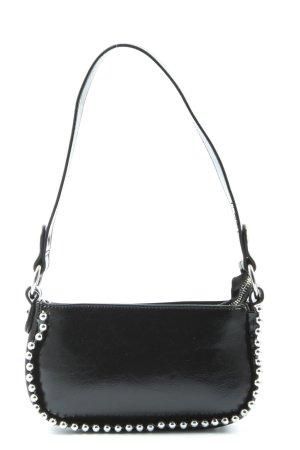 Asos Minitasche schwarz Elegant