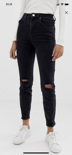 Asos Boyfriend Jeans black