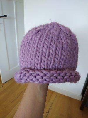 Asos Cappello a maglia lilla