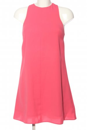 Asos Neckholderkleid pink Business-Look