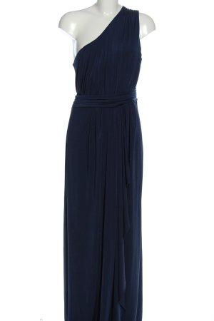 Asos Robe asymétrique bleu style décontracté
