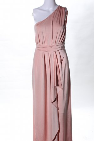 Asos One Shoulder Dress pink elegant