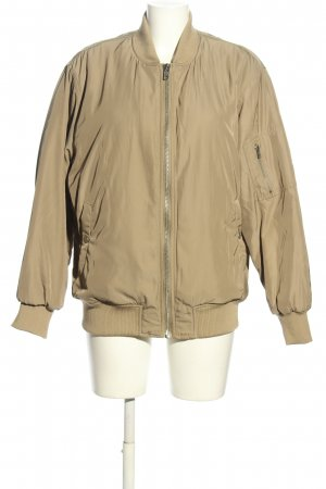 Asos Oversized Jacke braun Casual-Look