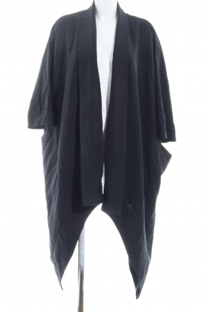 Asos Oversized Jacke schwarz Casual-Look