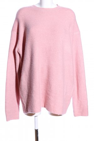 Asos Oversized Pullover pink Casual-Look
