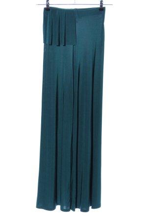 Asos Pantalon palazzo turquoise style décontracté