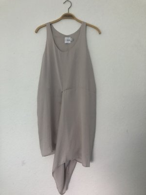 Asos Petite Jersey Dress light grey