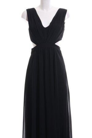Asos Petite Avondjurk zwart elegant