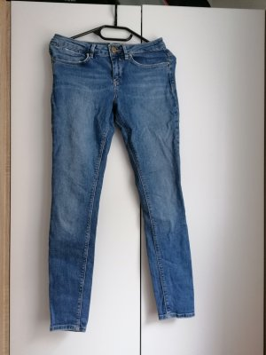 Asos Jeans cigarette multicolore