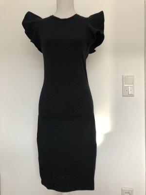 ASOS Petite Kleid schwarz Schultern