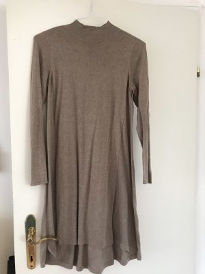 ASOS PETITE knit tunic dress in cashmere mix