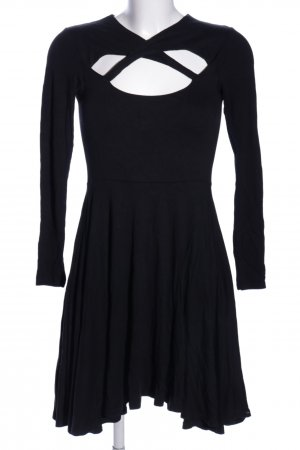 Asos Petite Longsleeve Dress black casual look