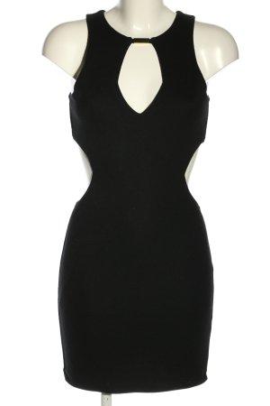 Asos Petite Robe courte noir style décontracté