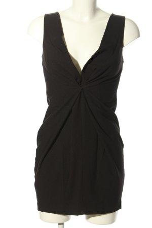 Asos Petite Minikleid schwarz Elegant