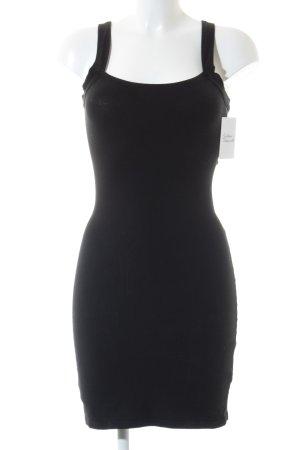 Asos Petite Mini Dress black party style
