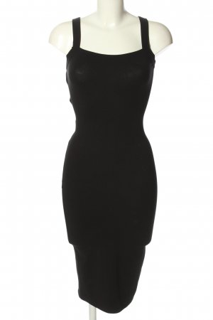 Asos Petite Stretch Dress black casual look