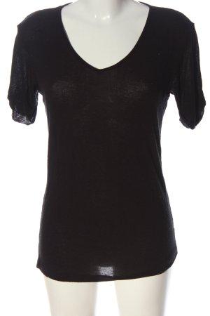 Asos Petite Camicia maglia nero stile casual